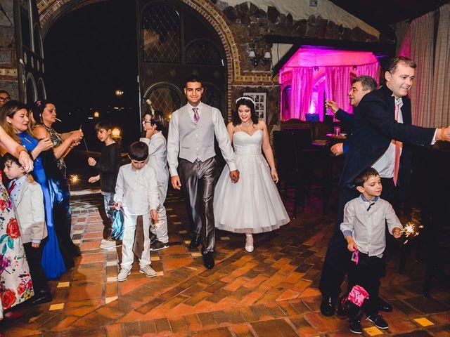 La boda de Manuel y Tamara en El Berrueco, Madrid 133