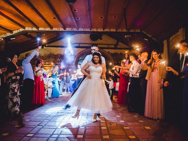 La boda de Manuel y Tamara en El Berrueco, Madrid 134