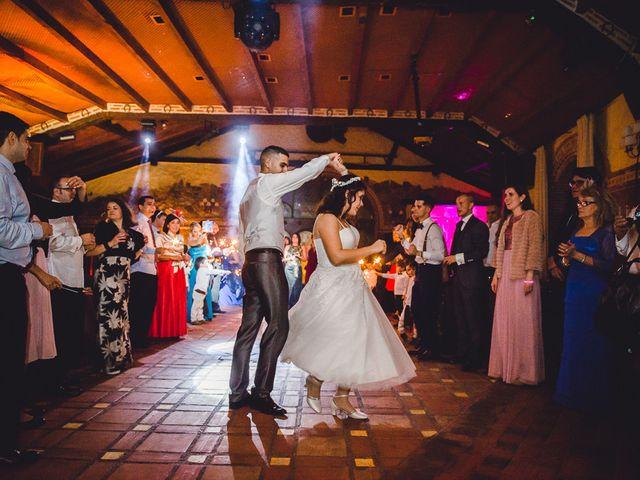 La boda de Manuel y Tamara en El Berrueco, Madrid 135