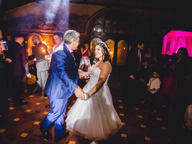 La boda de Manuel y Tamara en El Berrueco, Madrid 136