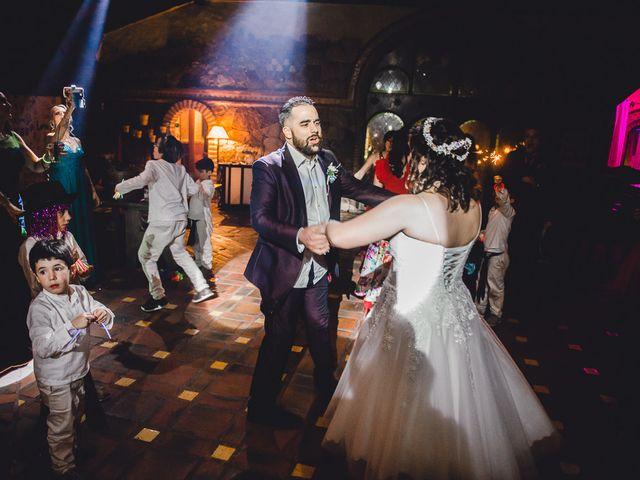 La boda de Manuel y Tamara en El Berrueco, Madrid 139