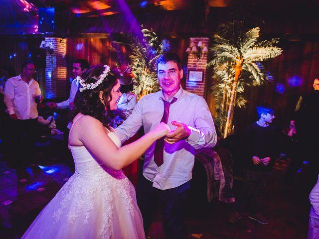 La boda de Manuel y Tamara en El Berrueco, Madrid 140