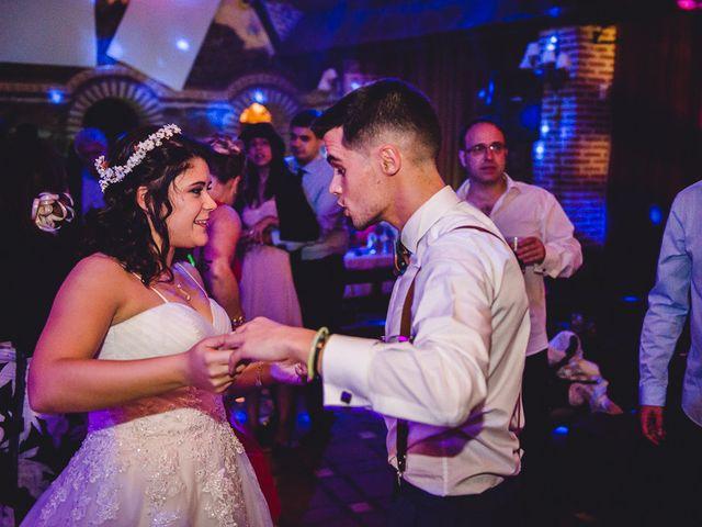 La boda de Manuel y Tamara en El Berrueco, Madrid 141
