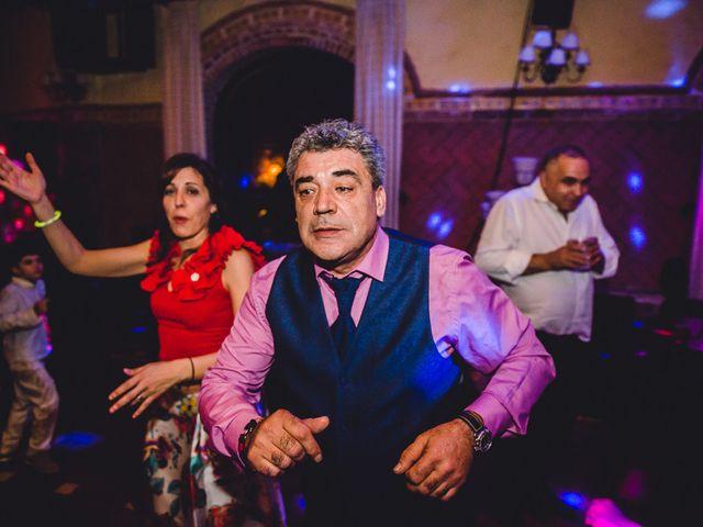 La boda de Manuel y Tamara en El Berrueco, Madrid 142