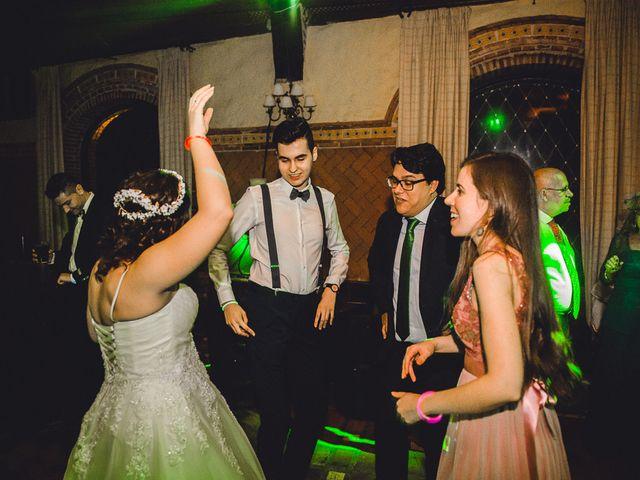 La boda de Manuel y Tamara en El Berrueco, Madrid 144