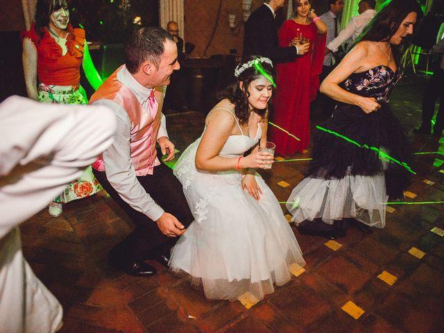 La boda de Manuel y Tamara en El Berrueco, Madrid 145