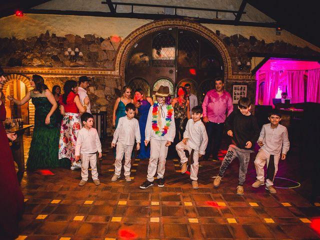 La boda de Manuel y Tamara en El Berrueco, Madrid 146