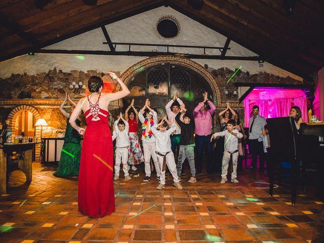 La boda de Manuel y Tamara en El Berrueco, Madrid 148