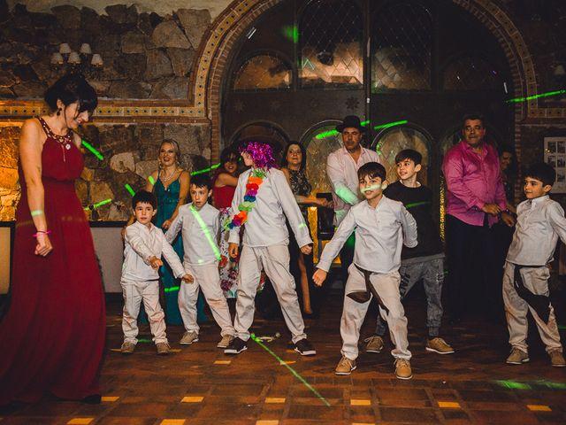 La boda de Manuel y Tamara en El Berrueco, Madrid 149