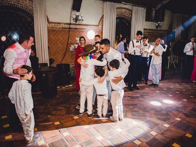 La boda de Manuel y Tamara en El Berrueco, Madrid 150