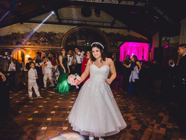 La boda de Manuel y Tamara en El Berrueco, Madrid 151