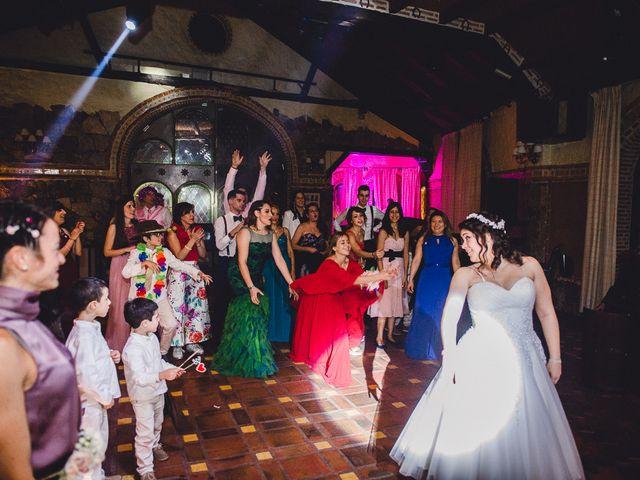 La boda de Manuel y Tamara en El Berrueco, Madrid 152