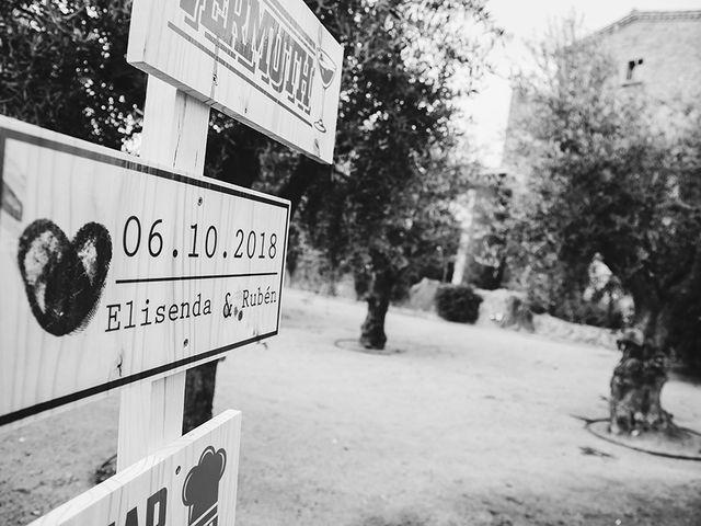La boda de Rubén y Elisenda en Orista, Barcelona 11