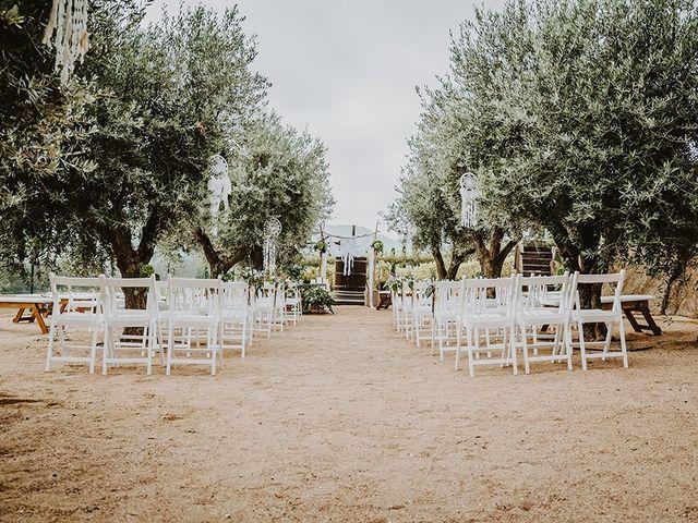 La boda de Rubén y Elisenda en Orista, Barcelona 14