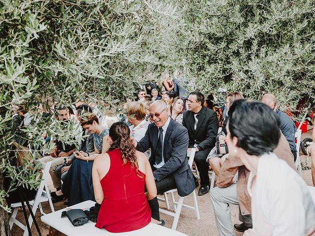 La boda de Rubén y Elisenda en Orista, Barcelona 90