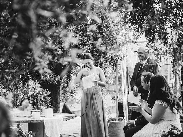 La boda de Rubén y Elisenda en Orista, Barcelona 104