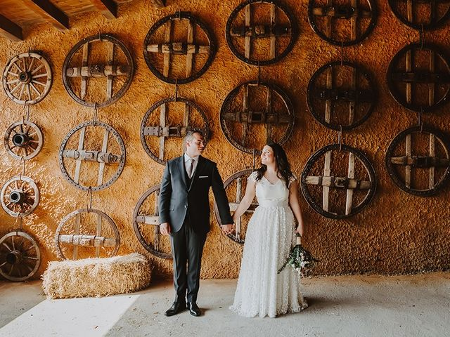 La boda de Rubén y Elisenda en Orista, Barcelona 116