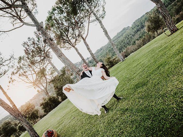 La boda de Rubén y Elisenda en Orista, Barcelona 160