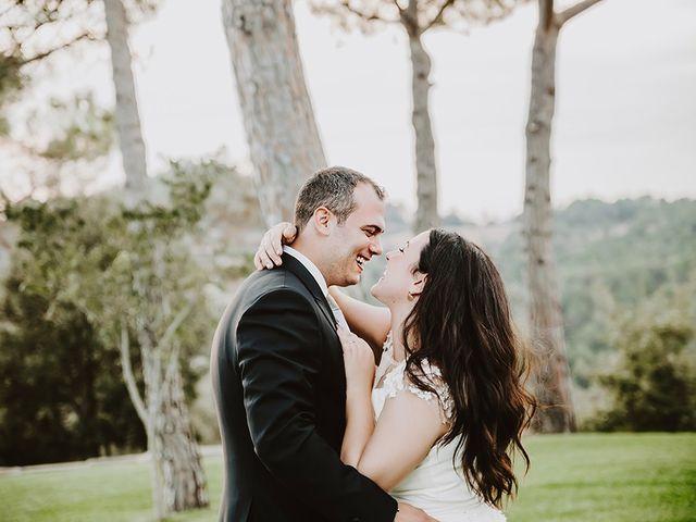 La boda de Elisenda y Rubén