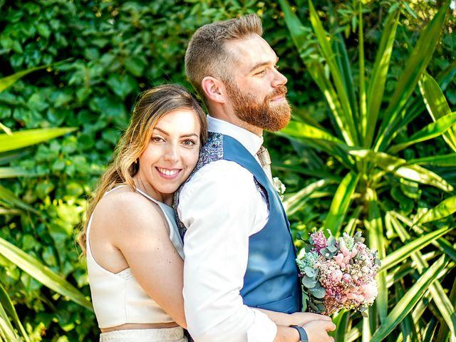 La boda de Bea y Toni