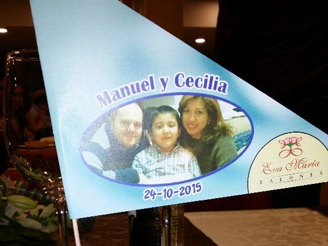 La boda de Manuel  y Cecilia en Linares, Jaén 1