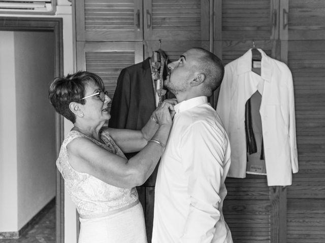 La boda de Edu y Cora en L' Albiol, Tarragona 1