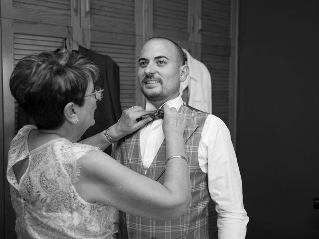 La boda de Edu y Cora en L' Albiol, Tarragona 2