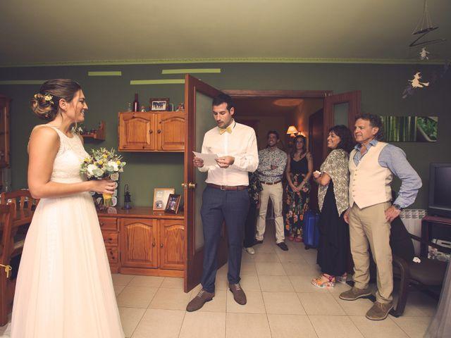 La boda de Edu y Cora en L' Albiol, Tarragona 7