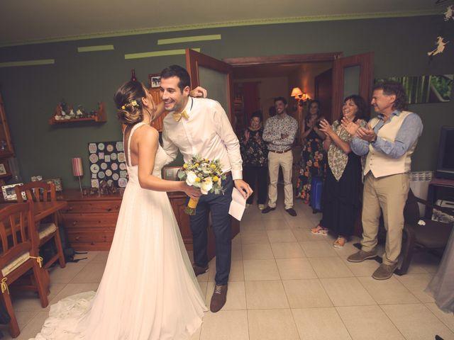 La boda de Edu y Cora en L' Albiol, Tarragona 8