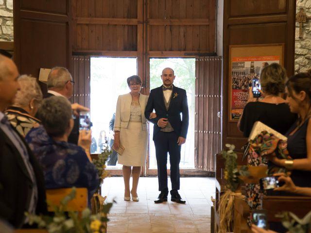 La boda de Edu y Cora en L' Albiol, Tarragona 11