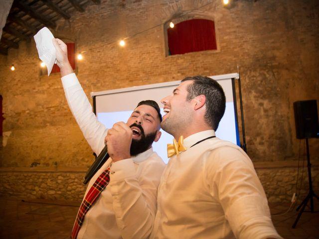 La boda de Edu y Cora en L' Albiol, Tarragona 40
