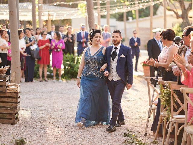 La boda de Salva y María en Picassent, Valencia 14