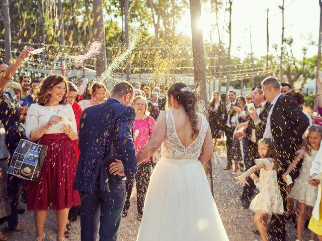 La boda de Salva y María en Picassent, Valencia 16