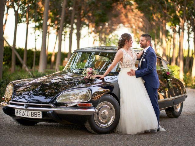 La boda de Salva y María en Picassent, Valencia 17