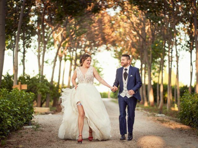 La boda de Salva y María en Picassent, Valencia 18
