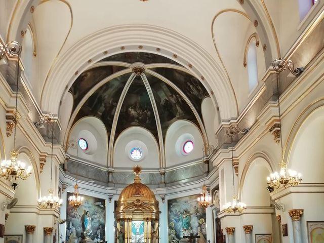 La boda de Esther y Rafa en Cullera, Valencia 1