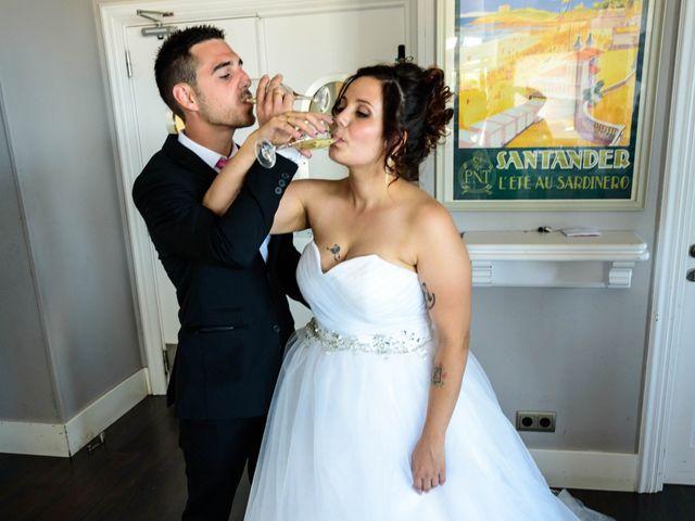 La boda de Alberto y Erika en Camargo, Cantabria 31