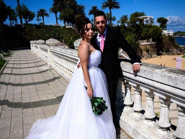 La boda de Alberto y Erika en Camargo, Cantabria 36