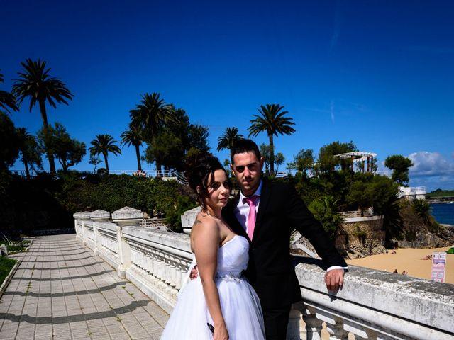 La boda de Alberto y Erika en Camargo, Cantabria 42