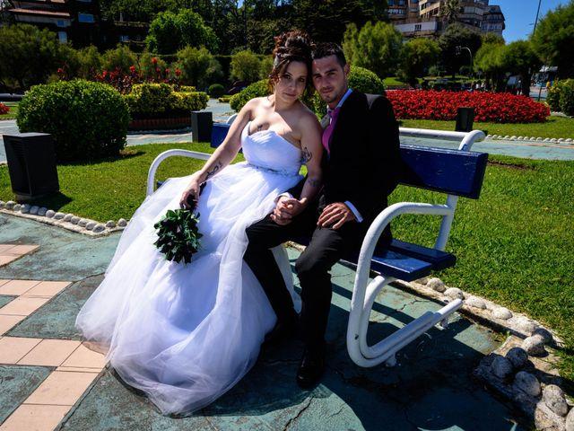 La boda de Alberto y Erika en Camargo, Cantabria 58