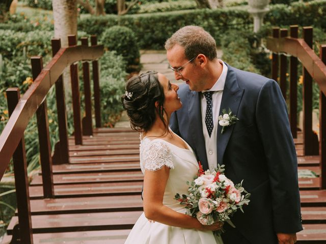 La boda de Cristina y Víctor