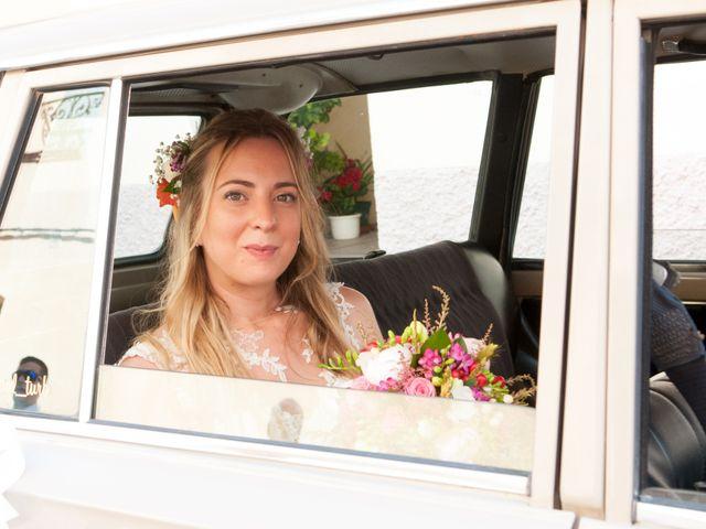 La boda de Vicenç y Sandra en Juneda, Lleida 7