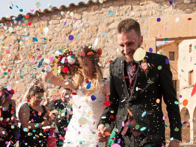La boda de Vicenç y Sandra en Juneda, Lleida 9