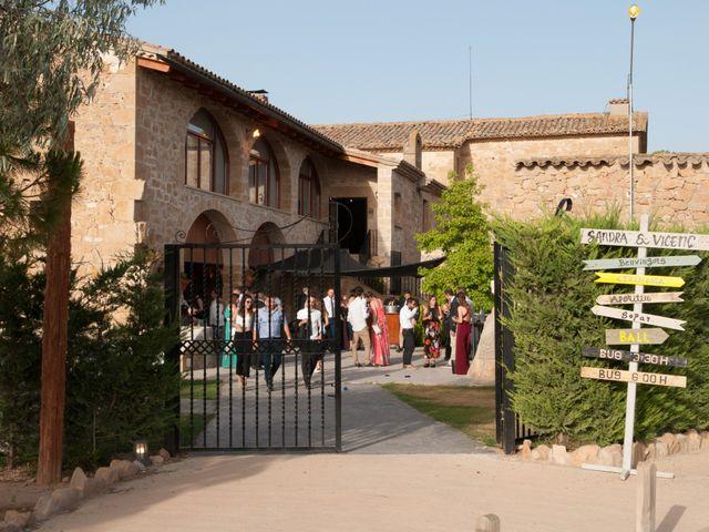 La boda de Vicenç y Sandra en Juneda, Lleida 12