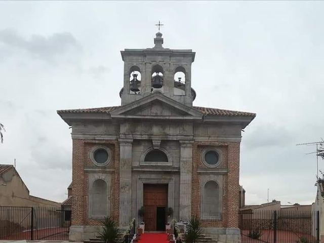 La boda de Antonio José  y Nuria  en Almuradiel, Ciudad Real 3