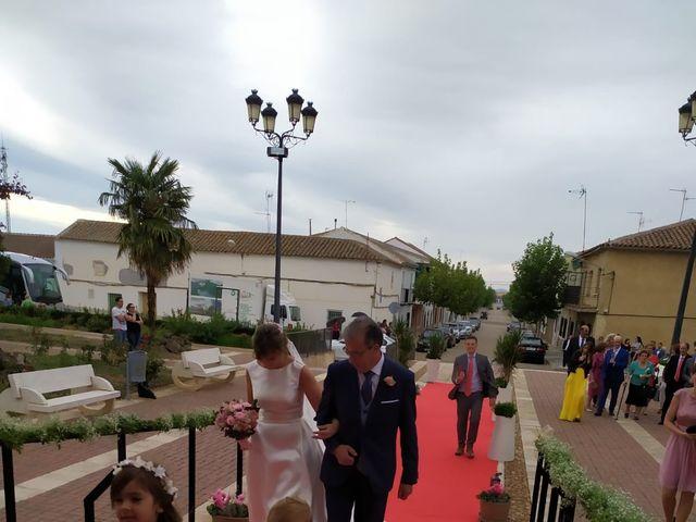 La boda de Antonio José  y Nuria  en Almuradiel, Ciudad Real 8
