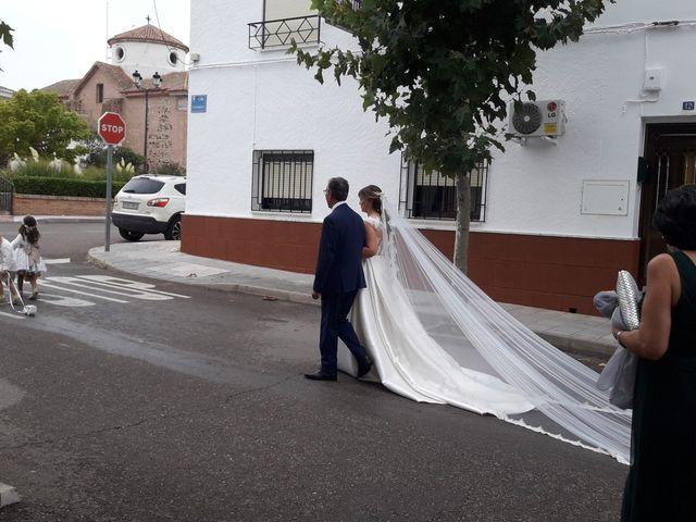 La boda de Antonio José  y Nuria  en Almuradiel, Ciudad Real 1