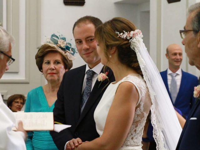 La boda de Antonio José  y Nuria  en Almuradiel, Ciudad Real 2