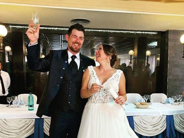La boda de Jonathan  y Mireia  en Burriana, Castellón 1