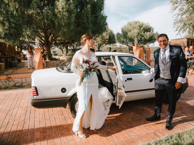La boda de Iván y Alba en Pedro Muñoz, Ciudad Real 12